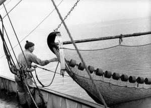 Mit dem Krabbenkutter auf der Nordsee